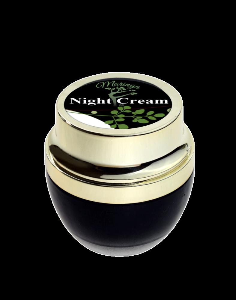 M Night Cream new sticker redone